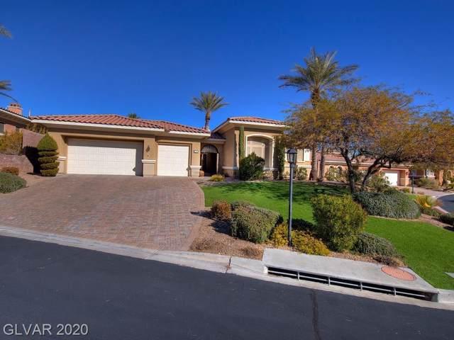 26 Avenida Sorrento, Henderson, NV 89011 (MLS #2164198) :: Signature Real Estate Group