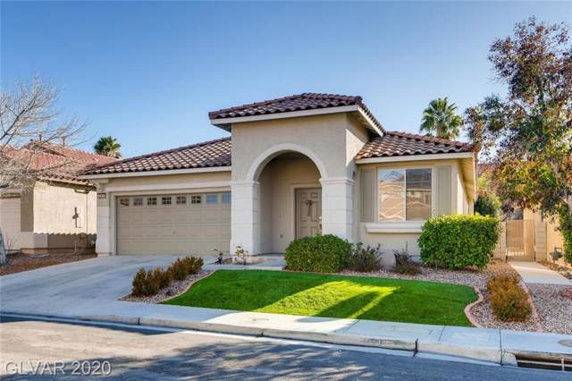 2979 Paseo Hills, Henderson, NV 89052 (MLS #2164260) :: The Lindstrom Group