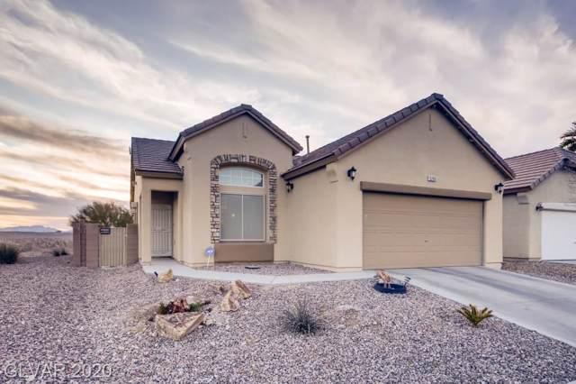 5205 Wild Sunflower, North Las Vegas, NV 89081 (MLS #2164312) :: Hebert Group   Realty One Group