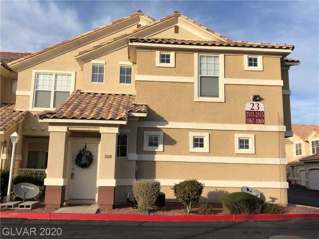 5855 Valley Drive #2115, North Las Vegas, NV 89031 (MLS #2164329) :: Billy OKeefe | Berkshire Hathaway HomeServices
