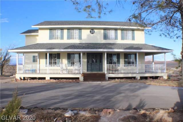 980 Thom Street, Moapa, NV 89025 (MLS #2164340) :: Signature Real Estate Group