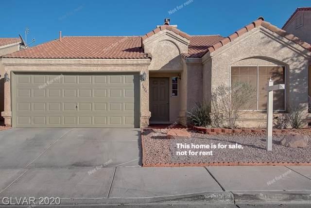 1624 Olive Palm, Las Vegas, NV 89128 (MLS #2164459) :: Signature Real Estate Group