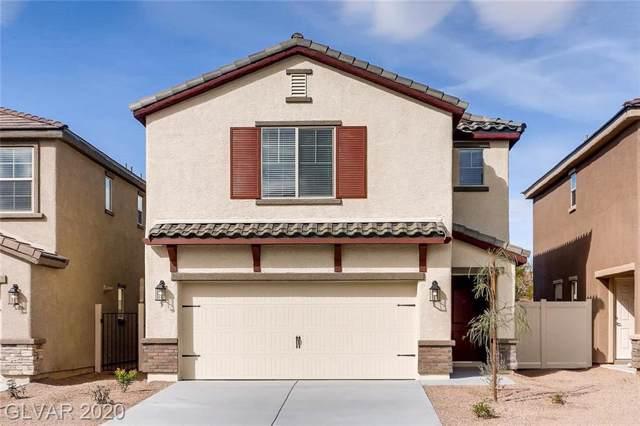5267 Bombazine, Las Vegas, NV 89122 (MLS #2164474) :: Signature Real Estate Group
