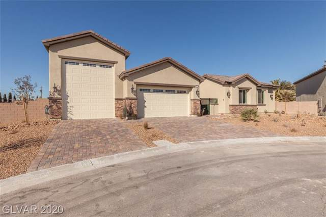 4788 Jace Canyon, Las Vegas, NV 89129 (MLS #2164495) :: Performance Realty