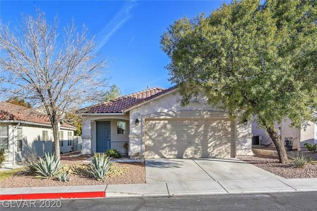1138 Cathedral Ridge, Henderson, NV 89052 (MLS #2164530) :: Signature Real Estate Group