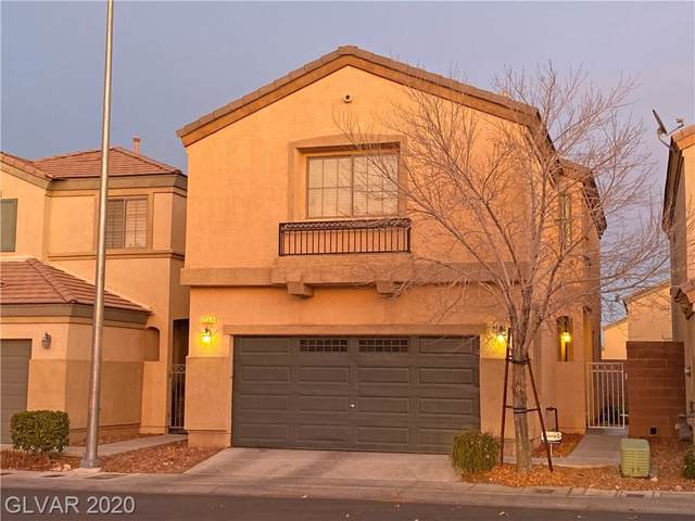 7564 Whiskey Moon, Las Vegas, NV 89139 (MLS #2164534) :: Brantley Christianson Real Estate
