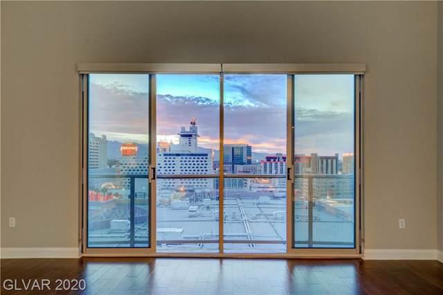 150 Las Vegas #1206, Las Vegas, NV 89101 (MLS #2164552) :: Trish Nash Team