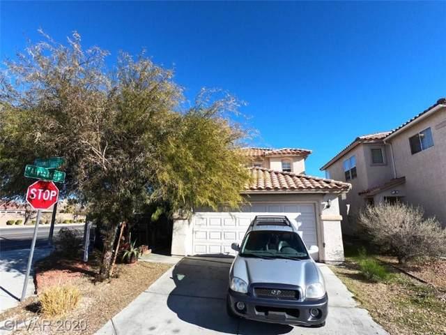 3970 Shimmering Plains, Las Vegas, NV 89129 (MLS #2164631) :: Trish Nash Team