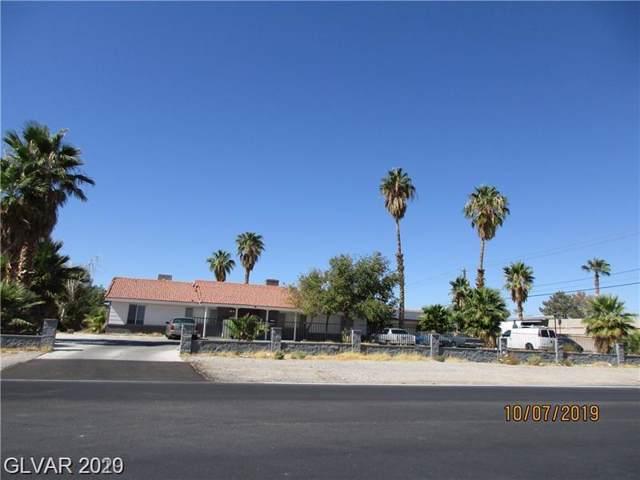 2615 Lindell Road, Las Vegas, NV 89146 (MLS #2164753) :: Vestuto Realty Group