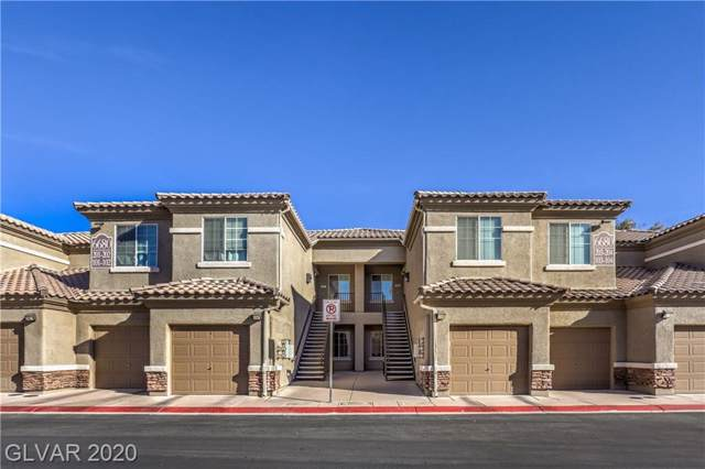 6680 Caporetto #103, North Las Vegas, NV 89084 (MLS #2164776) :: Hebert Group | Realty One Group