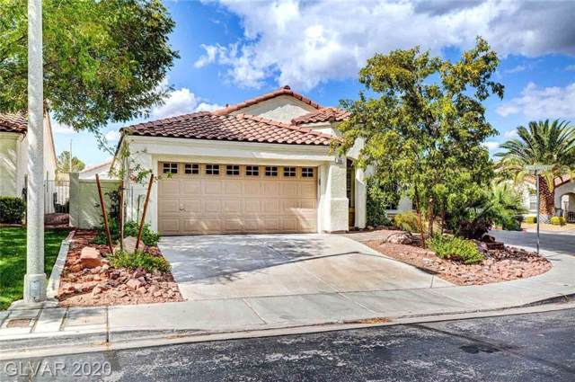 205 Misty Garden, Henderson, NV 89012 (MLS #2164785) :: Performance Realty
