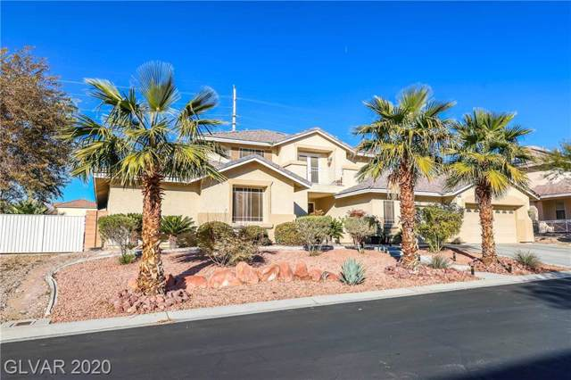 6632 Blue Sapphire Avenue, Las Vegas, NV 89110 (MLS #2164822) :: Signature Real Estate Group