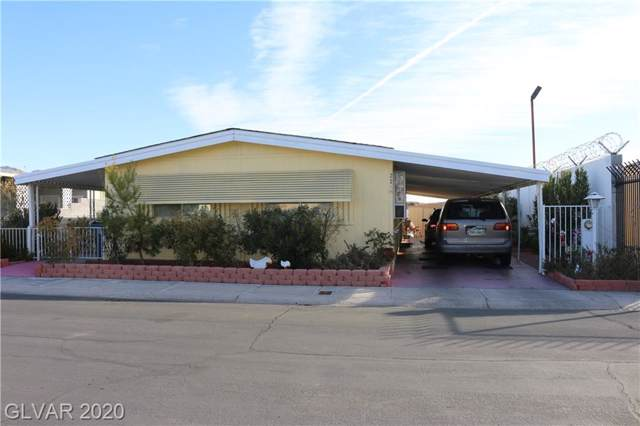 3220 Gavilan, Las Vegas, NV 89122 (MLS #2164834) :: Signature Real Estate Group