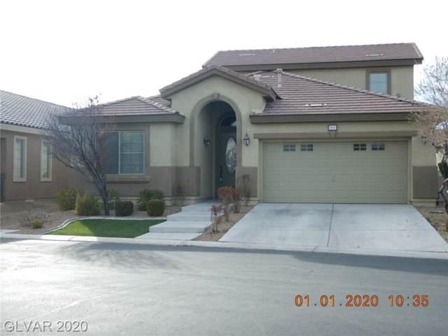 3641 Jasmine Heights #0, North Las Vegas, NV 89081 (MLS #2164898) :: Brantley Christianson Real Estate