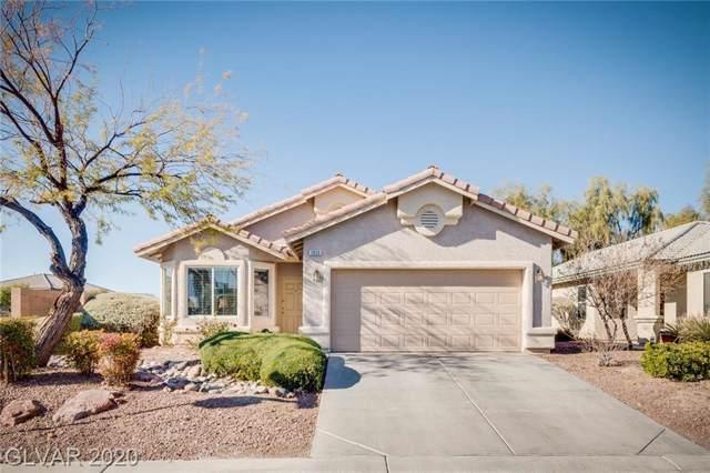 3835 Squirrel, Las Vegas, NV 89122 (MLS #2164974) :: Signature Real Estate Group