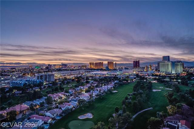 3111 Bel Air Drive 27E, Las Vegas, NV 89109 (MLS #2165104) :: Helen Riley Group | Simply Vegas