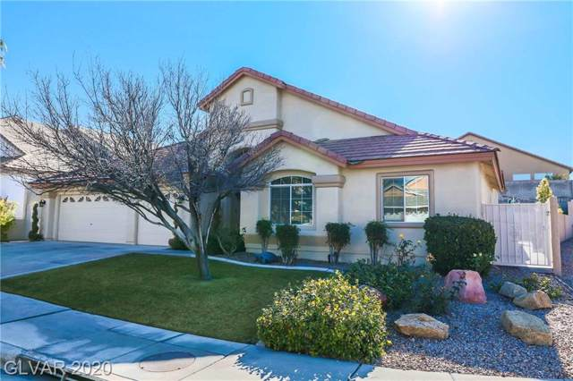 2525 Antique Blossom, Henderson, NV 89052 (MLS #2165145) :: Signature Real Estate Group