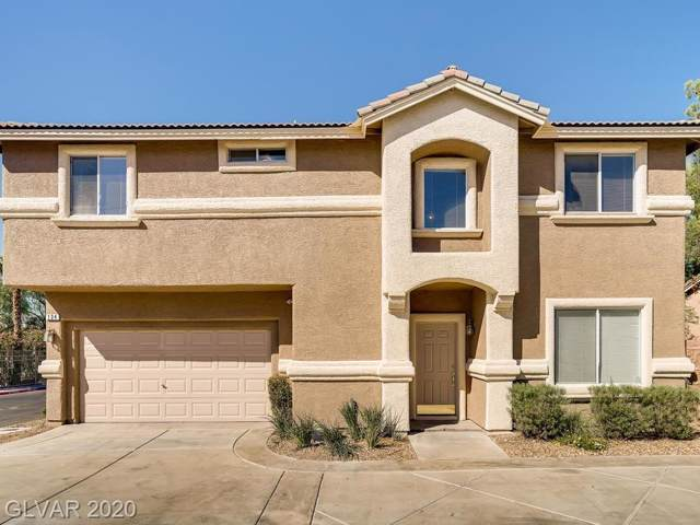 134 Samantha Rose, Henderson, NV 89012 (MLS #2165166) :: Performance Realty