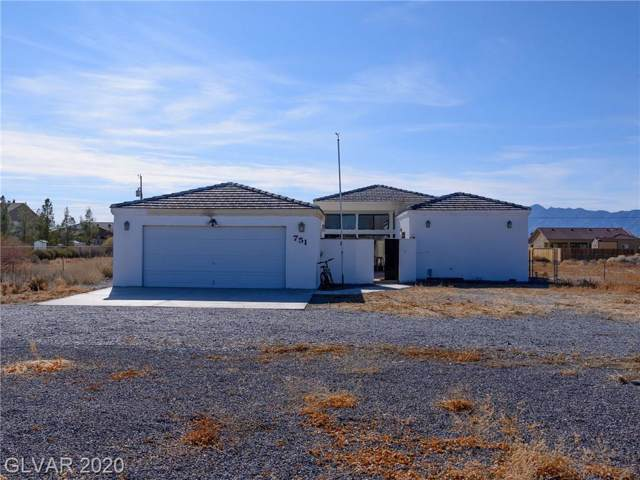 751 W Florida Street, Pahrump, NV 89048 (MLS #2165186) :: Signature Real Estate Group