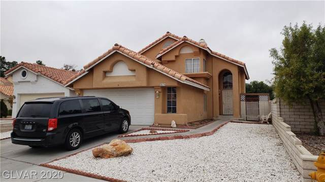 2671 Par Four, Las Vegas, NV 89142 (MLS #2165235) :: Signature Real Estate Group