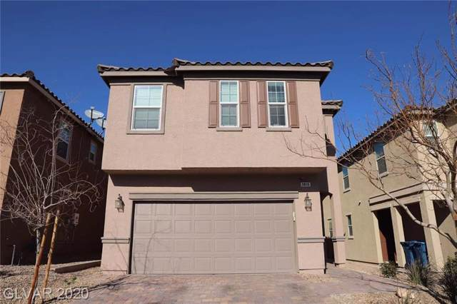 9816 Dryden, Las Vegas, NV 89148 (MLS #2165244) :: Signature Real Estate Group