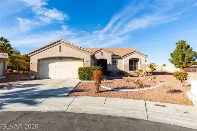 2074 High Mesa, Henderson, NV 89012 (MLS #2165260) :: Brantley Christianson Real Estate