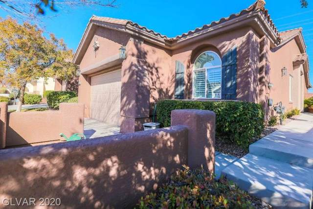 160 Pioneer Peak, Las Vegas, NV 89138 (MLS #2165264) :: Brantley Christianson Real Estate