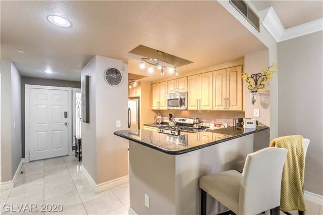 230 E Flamingo #134, Las Vegas, NV 89169 (MLS #2165311) :: Hebert Group | Realty One Group