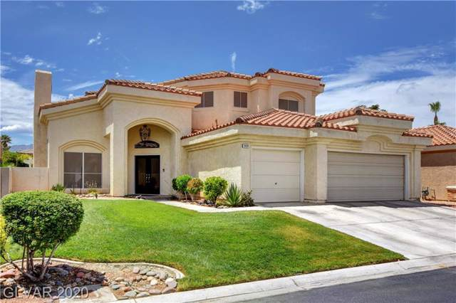 5409 Aegean, Las Vegas, NV 89149 (MLS #2165323) :: Performance Realty