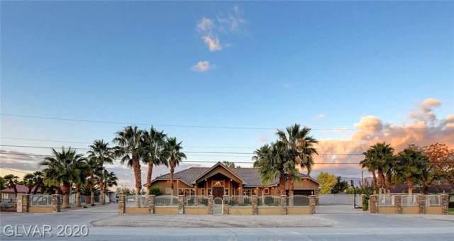 7040 Deer Springs, Las Vegas, NV 89131 (MLS #2165339) :: Performance Realty