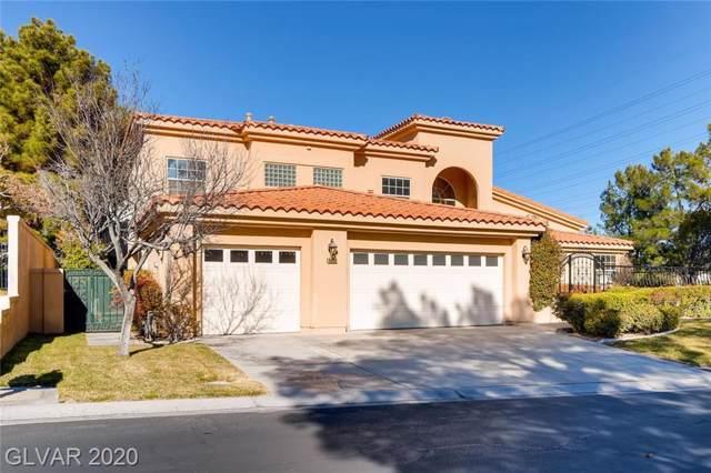 8600 Kiel Ridge, Las Vegas, NV 89117 (MLS #2165344) :: Brantley Christianson Real Estate