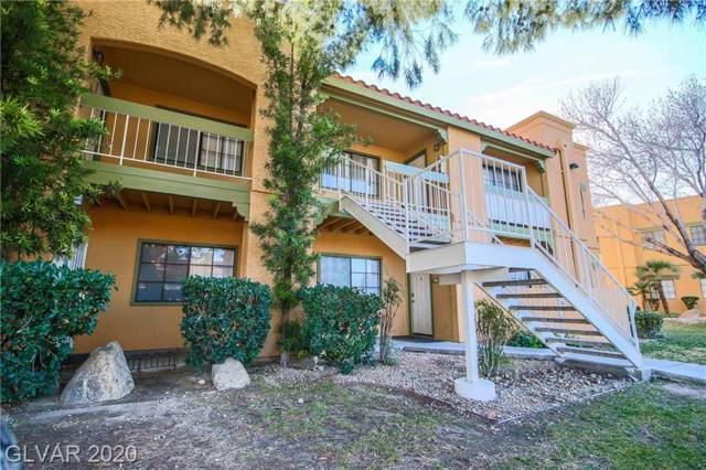 5122 Jones Boulevard #208, Las Vegas, NV 89118 (MLS #2165366) :: Billy OKeefe | Berkshire Hathaway HomeServices