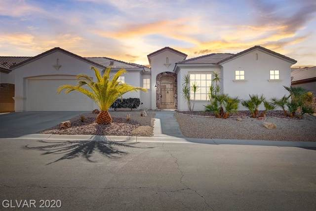2445 Black River Falls, Henderson, NV 89044 (MLS #2165367) :: Signature Real Estate Group