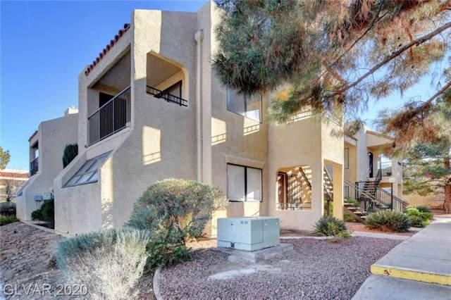 601 Cabrillo #1188, Henderson, NV 89015 (MLS #2165383) :: Performance Realty