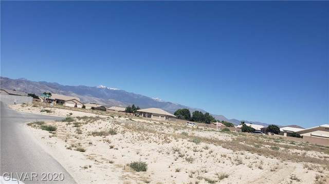 6770 S Sandpebble, Pahrump, NV 89061 (MLS #2165449) :: Helen Riley Group | Simply Vegas