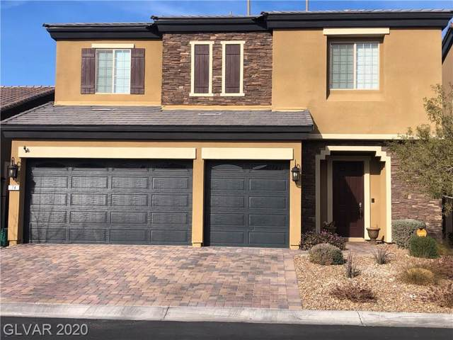 74 Einstein Ridge, Las Vegas, NV 89183 (MLS #2165464) :: Performance Realty