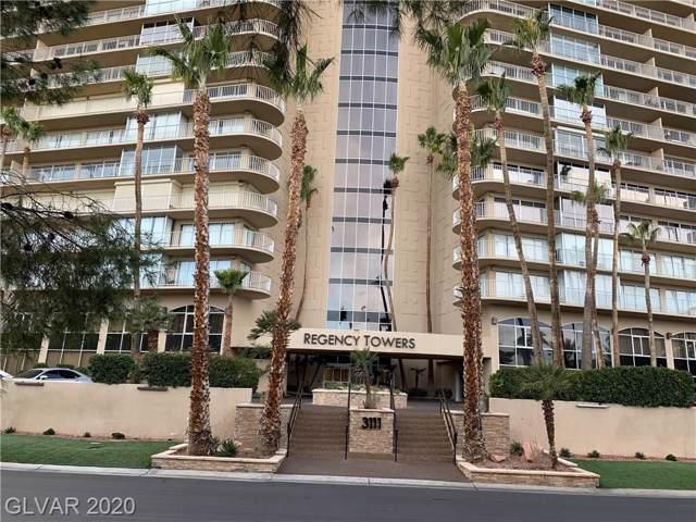 3111 Bel Air #205, Las Vegas, NV 89105 (MLS #2165495) :: ERA Brokers Consolidated / Sherman Group