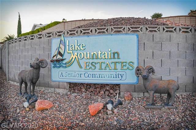 588 Lake Michigan, Boulder City, NV 89005 (MLS #2165536) :: Signature Real Estate Group
