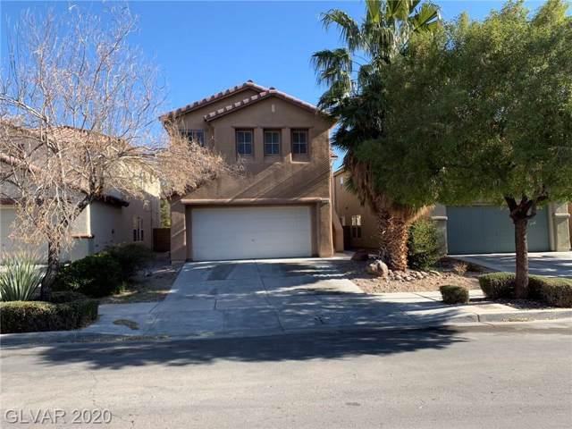 6232 Mercer Valley Street, North Las Vegas, NV 89081 (MLS #2165538) :: ERA Brokers Consolidated / Sherman Group