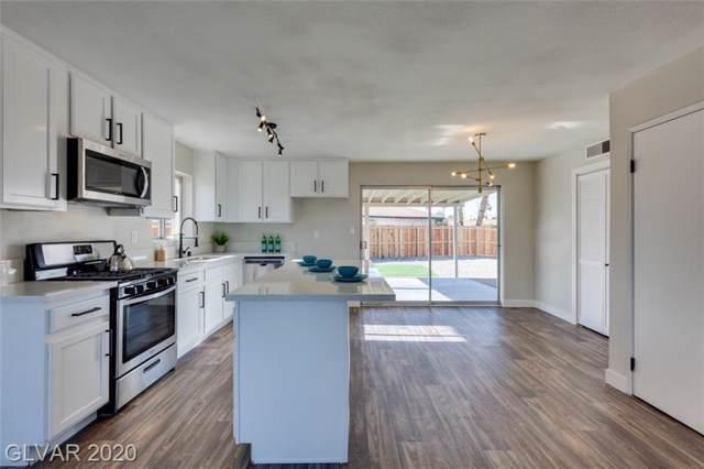 5439 Viscount Carlson, Las Vegas, NV 89119 (MLS #2165567) :: Signature Real Estate Group