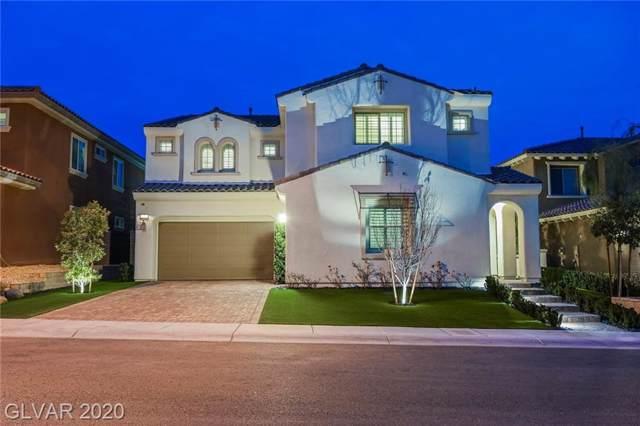 346 Elder View, Las Vegas, NV 89138 (MLS #2165571) :: Billy OKeefe | Berkshire Hathaway HomeServices
