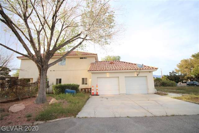 5016 Cimarron, Las Vegas, NV 89149 (MLS #2165592) :: Performance Realty