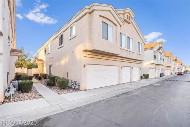 5983 Trickling Descent #103, Henderson, NV 89011 (MLS #2165596) :: Performance Realty