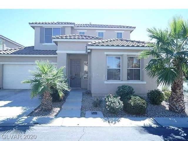 919 Sequoia Ruby, Henderson, NV 89052 (MLS #2165632) :: Brantley Christianson Real Estate