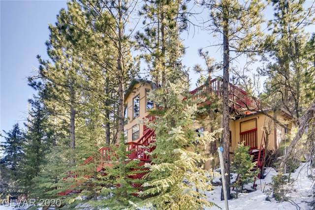 323 Ski Trail, Mount Charleston, NV 89124 (MLS #2165640) :: ERA Brokers Consolidated / Sherman Group