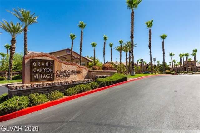 8250 Grand Canyon #1126, Las Vegas, NV 89166 (MLS #2165649) :: Hebert Group   Realty One Group
