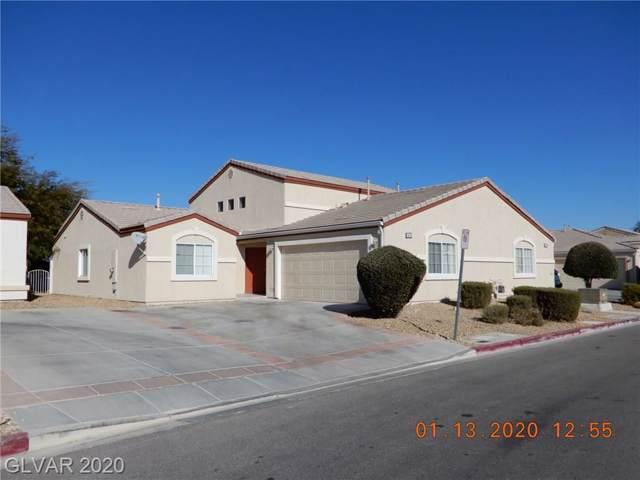 4724 Cohiba, North Las Vegas, NV 89031 (MLS #2165664) :: Performance Realty
