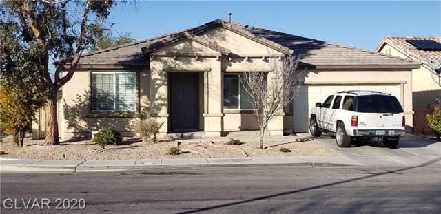 2132 El Campo Grande, North Las Vegas, NV 89031 (MLS #2165692) :: Performance Realty