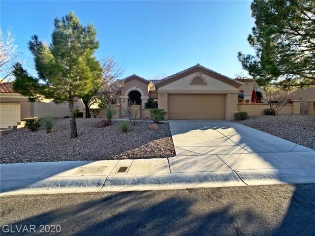 10835 Mission Lakes, Las Vegas, NV 89134 (MLS #2165733) :: Signature Real Estate Group