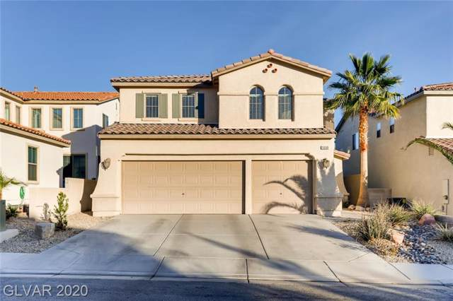 5550 Golden Palms, Las Vegas, NV 89148 (MLS #2165747) :: Signature Real Estate Group